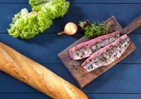 Emder Kräutermatjesfilets Schale 1000g (8-12 Filets)