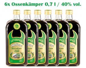 Ossenkämper Kräuterlikör 6x 0,7 l