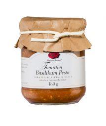 Gourmet Berner Tomaten Basilikum Pesto